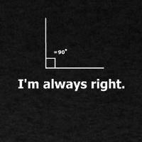 right angle 3